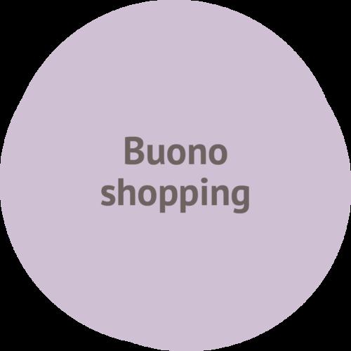 BUONO SHOPPING